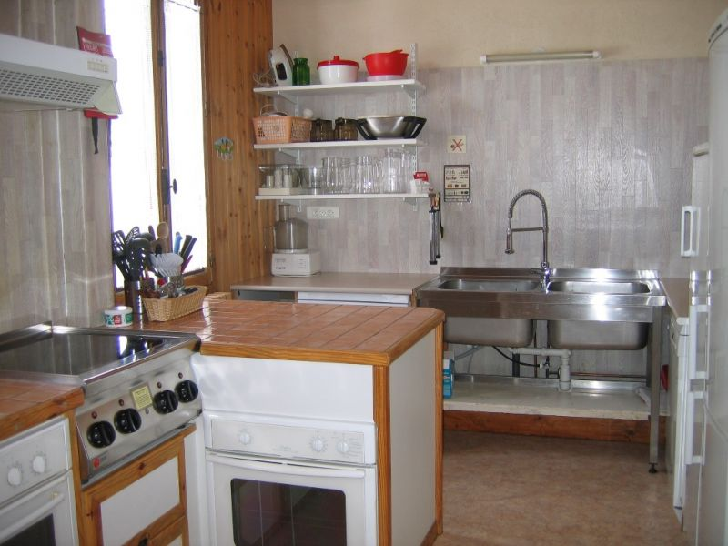 Separate kitchen Location Chalet 2148 La Plagne