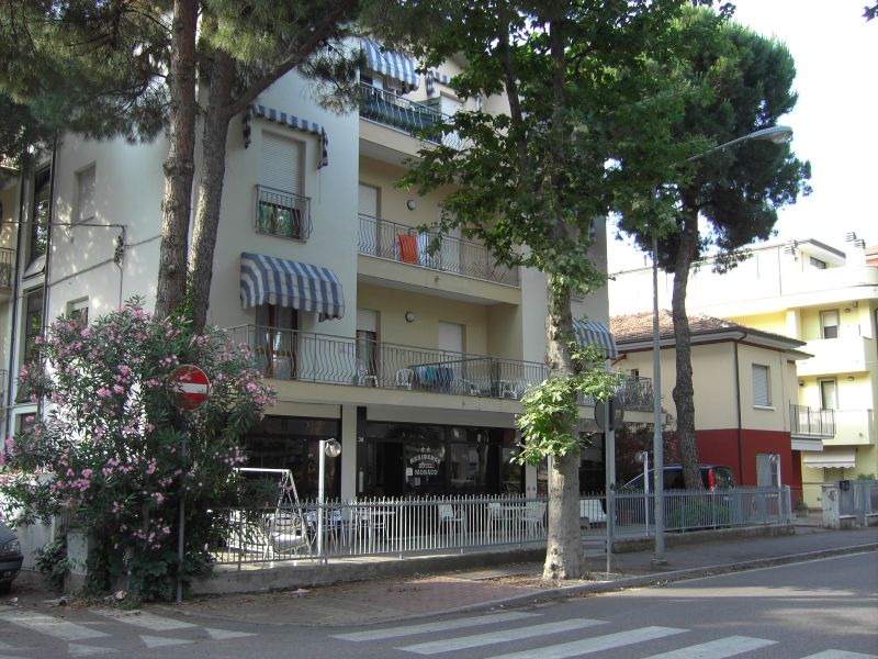 View of the property from outside Location Apartment 21770 Rimini