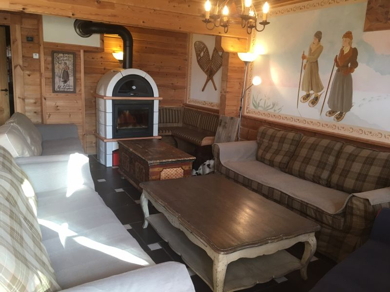 Living room Location Chalet 2248 La Plagne