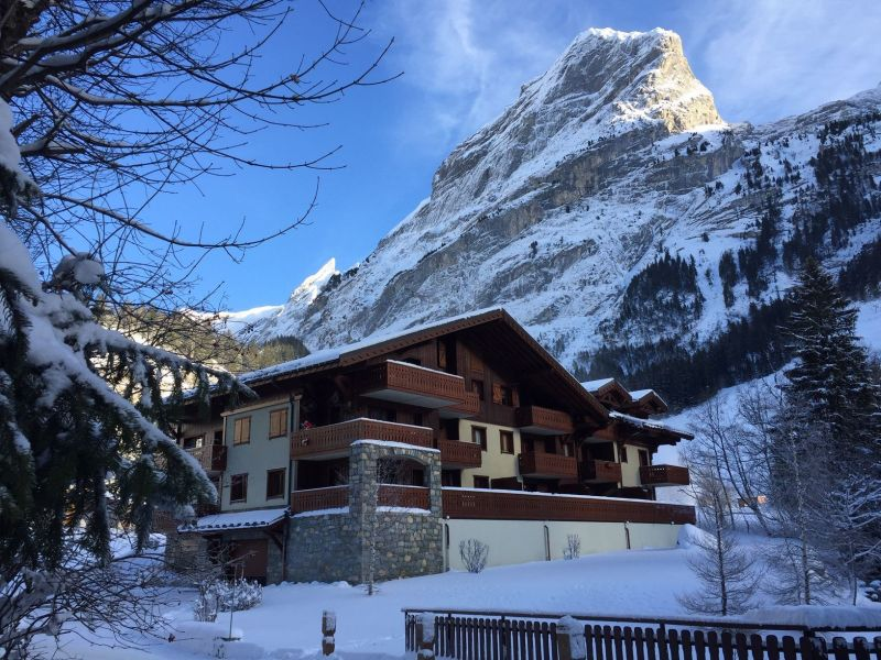 View of the property from outside Location Apartment 2280 Pralognan la Vanoise