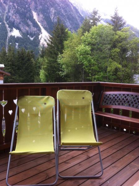 View from the balcony Location Apartment 2280 Pralognan la Vanoise