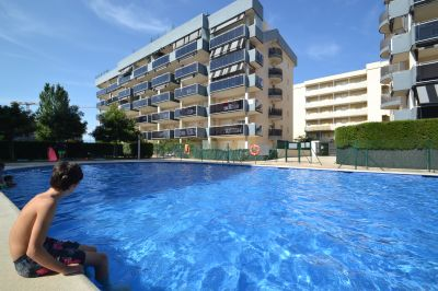 Swimming pool Location Apartment 22959 La Pineda