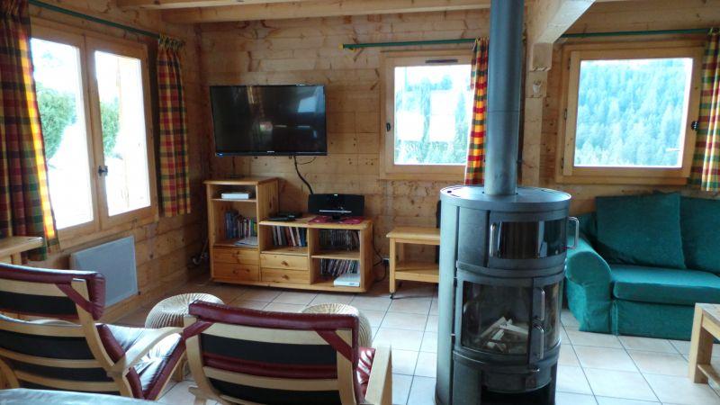 Lounge Location Chalet 2379 Praz de Lys Sommand
