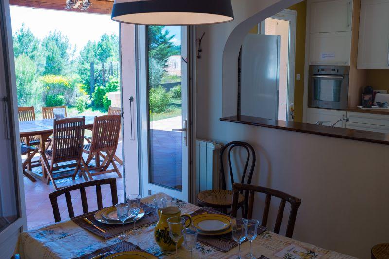 Dining room Location Villa 24563 La Tour d'Aigues