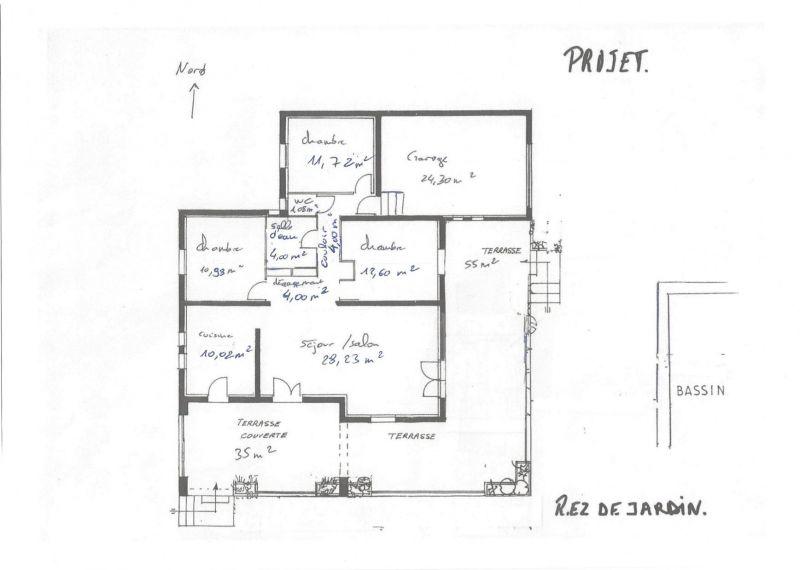 Map of property Location Villa 24563 La Tour d'Aigues
