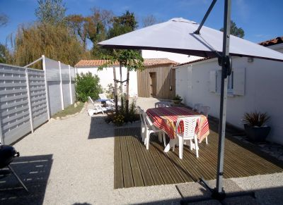 View of the property from outside Location House 25009 Dolus d'Ol�ron
