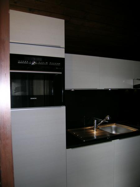 Separate kitchen Location Apartment 2553 Saint Gervais Mont-Blanc