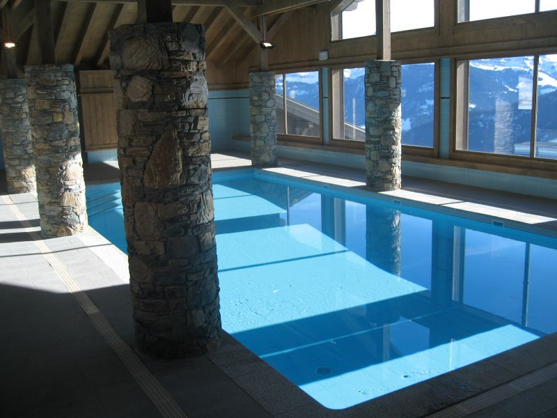 Swimming pool Location Apartment 26237 Les Saisies