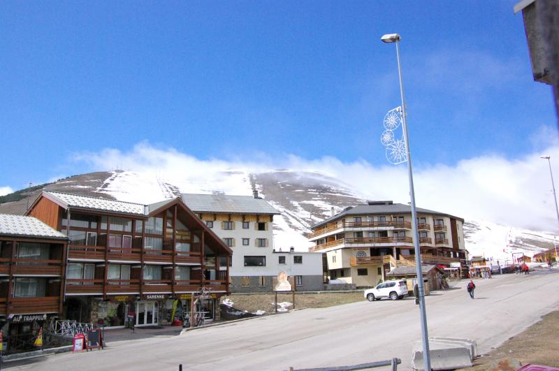 View from the property Location Apartment 27 Alpe d'Huez