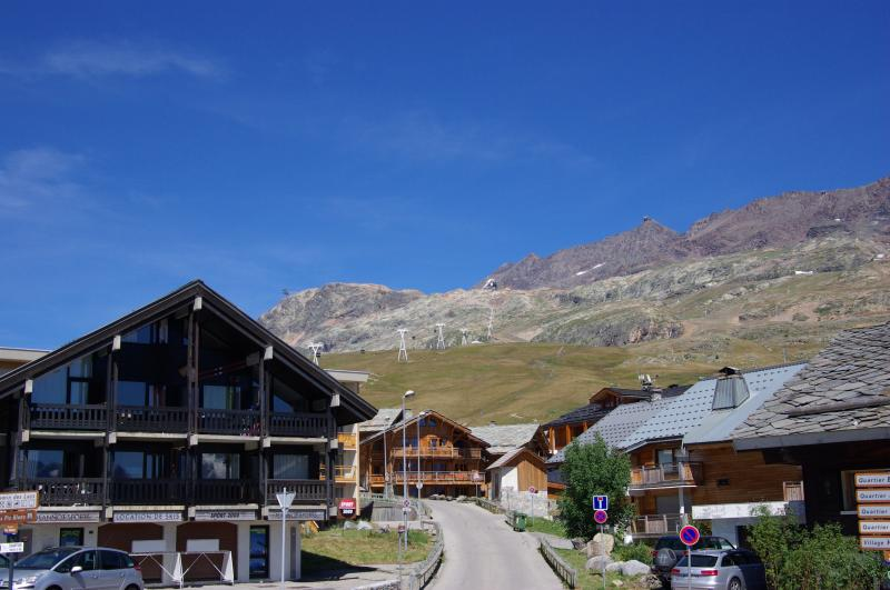 View of the property from outside Location Apartment 27 Alpe d'Huez
