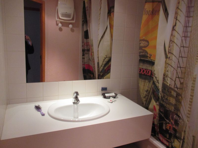 bathroom Location One-room apartment 27285 La Plagne