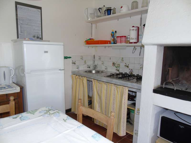 Kitchenette Location Apartment 27353 Bonassola