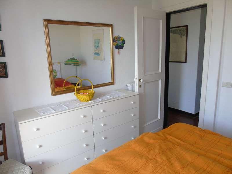 Map of property Location Apartment 27353 Bonassola