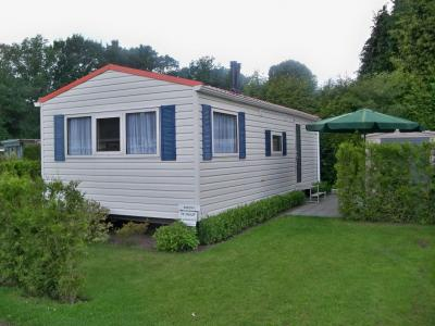 View of the property from outside Location Mobile home 27827 Assen