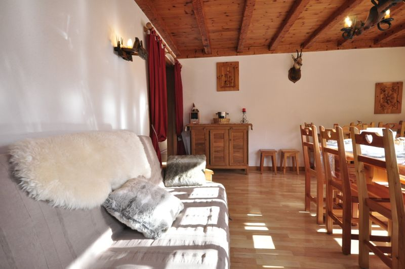 Dining room Location Chalet 2856 Serre Chevalier