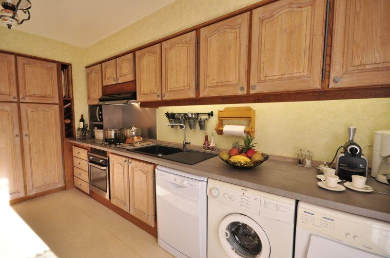 Separate kitchen Location Chalet 2856 Serre Chevalier