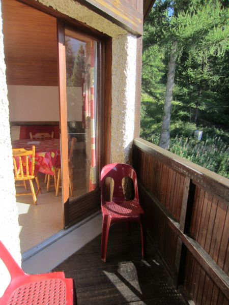 Balcony Location Apartment 28630 Les Orres