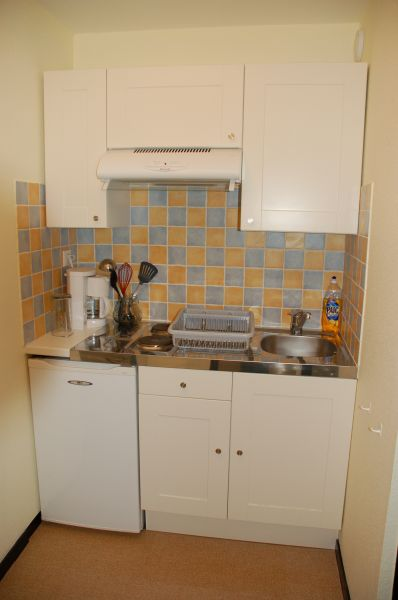 Kitchenette Location Apartment 28715 La Mongie