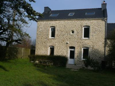 View of the property from outside Location Vacation rental 28953 Quiberon