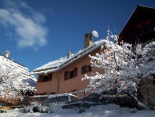 View of the property from outside Location Chalet 29257 Valloire