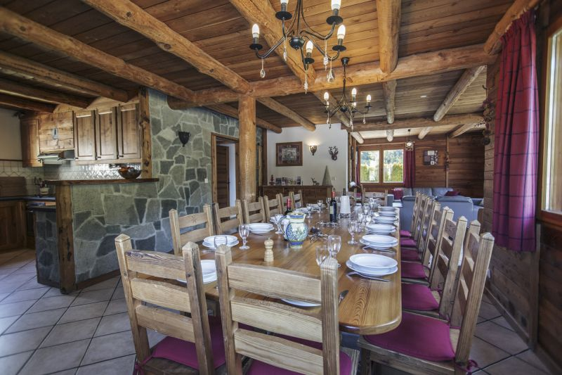 Dining room Location Chalet 2931 Serre Chevalier