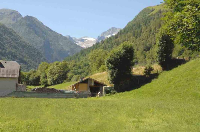 View from the property Location Villa 29390 Luchon Superbagneres
