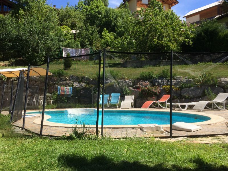 Swimming pool Location Chalet 2972 Serre Chevalier