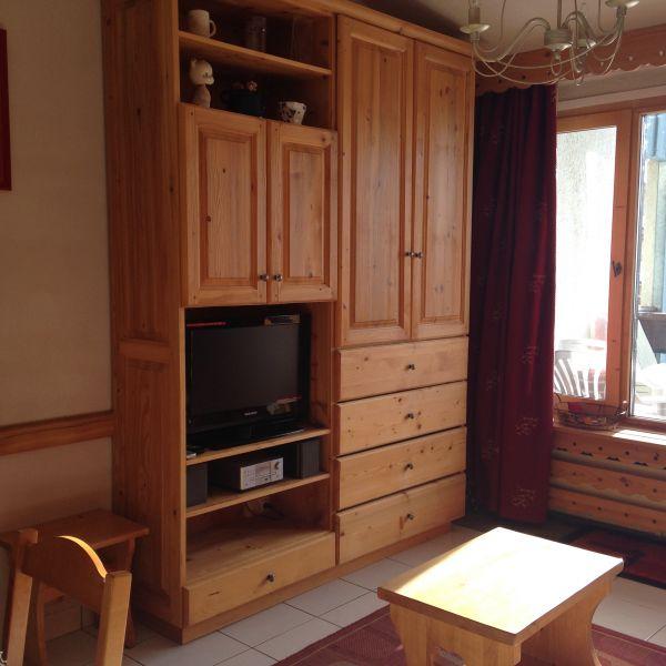 Living room Location Apartment 3085 Tignes
