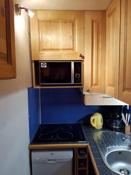 Separate kitchen Location Apartment 3085 Tignes