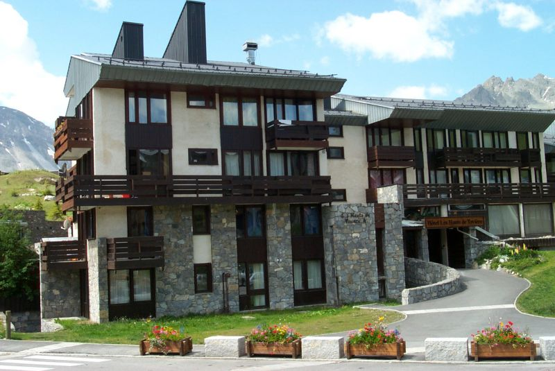 View of the property from outside Location Apartment 3096 Tignes