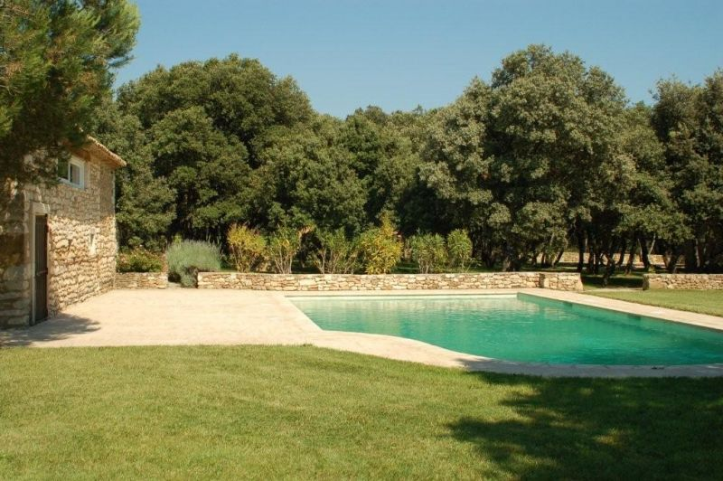 Swimming pool Location House 31125 Visan