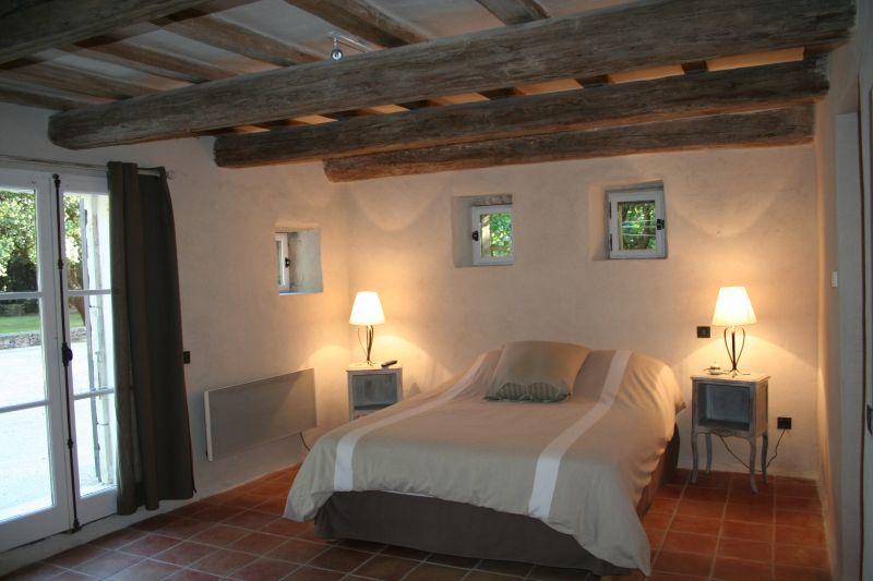 bedroom 1 Location House 31125 Visan