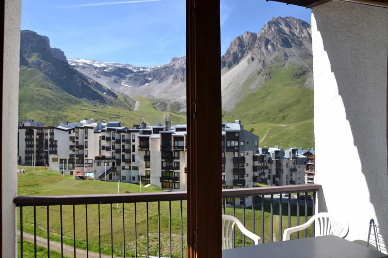 View from the property Location One-room apartment 3137 Tignes