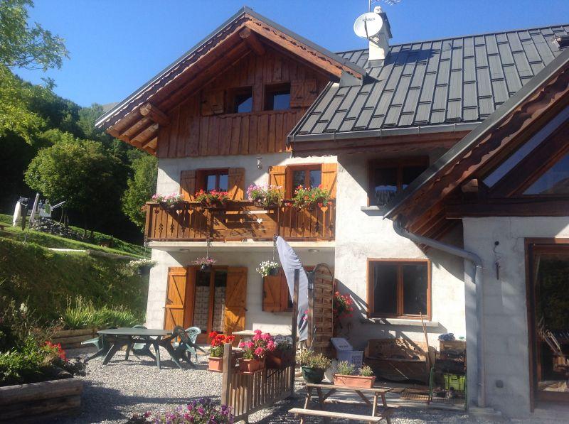 Terrace Location Vacation rental 31573 Valloire