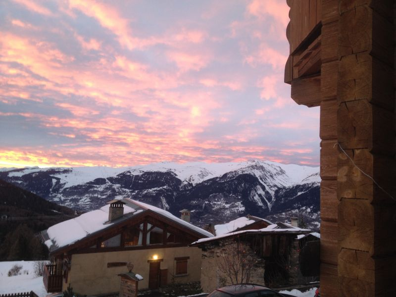 View from the property Location Chalet 31596 La Plagne