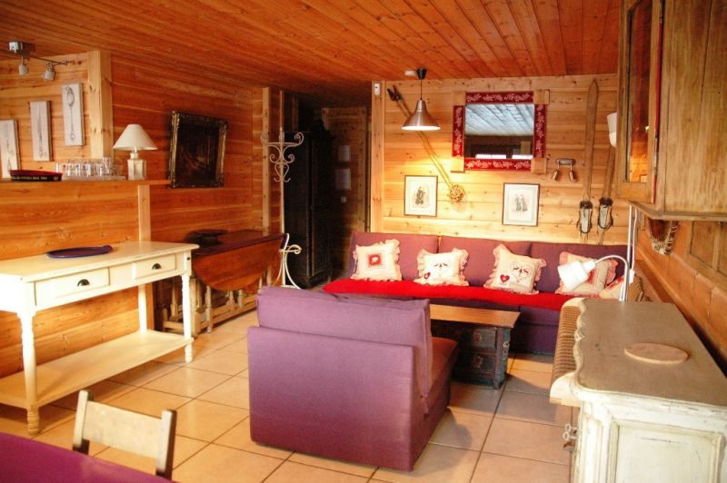 Living room Location Chalet 31596 La Plagne