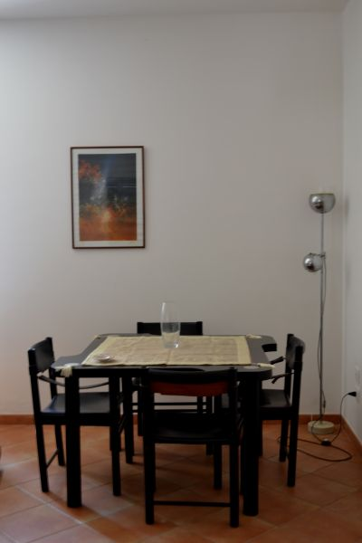 Dining room Location Apartment 32519 Polignano a Mare