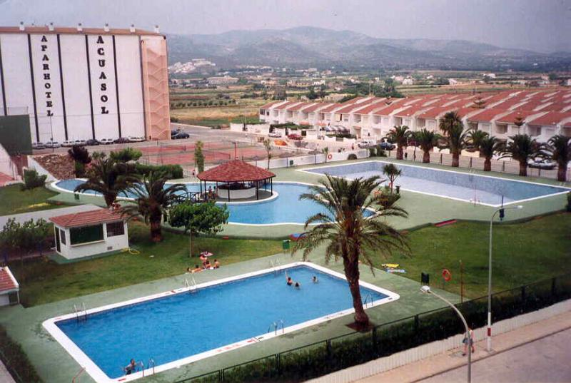 Swimming pool Location Apartment 32523 Peñíscola