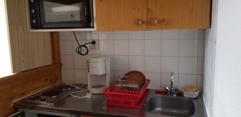 Separate kitchen Location One-room apartment 3287 Valfréjus