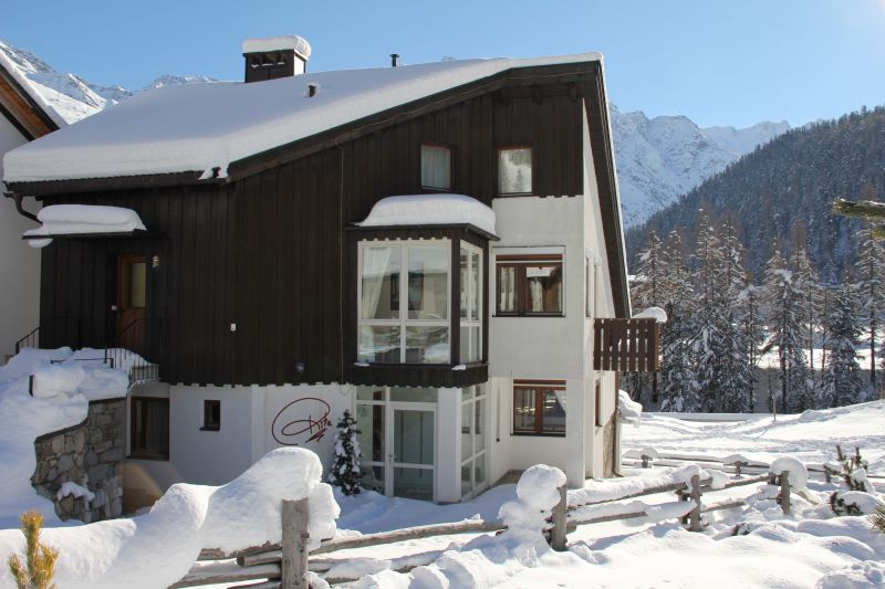 View of the property from outside Location Chalet 32968 Solda