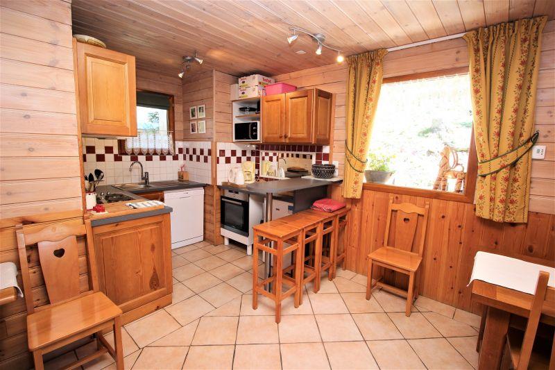 Open-plan kitchen Location Chalet 3297 Valfréjus