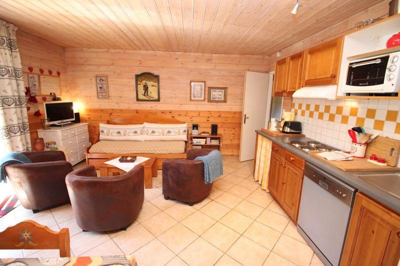 Living room 2 Location Chalet 3297 Valfréjus