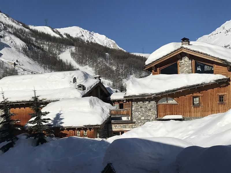 Surroundings Location Apartment 3354 Val d'Isère