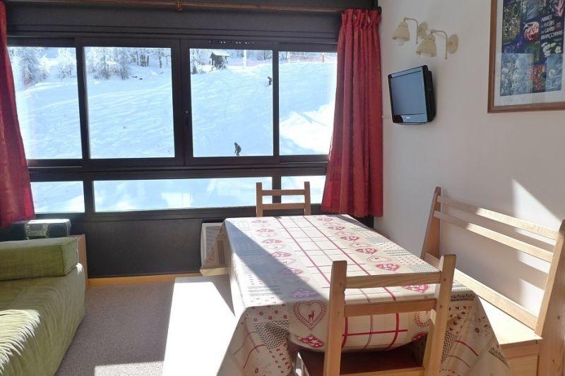Living room Location Apartment 33594 Puy Saint Vincent