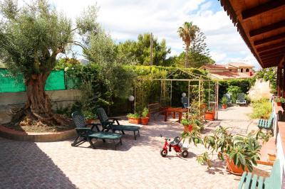 Courtyard Location Villa 34239 Avola