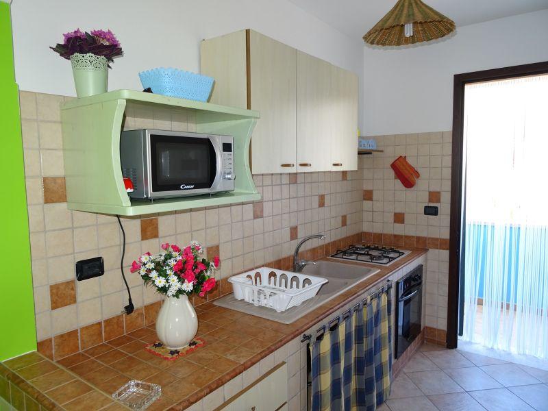 Separate kitchen Location Apartment 35099 Santa Maria di Leuca