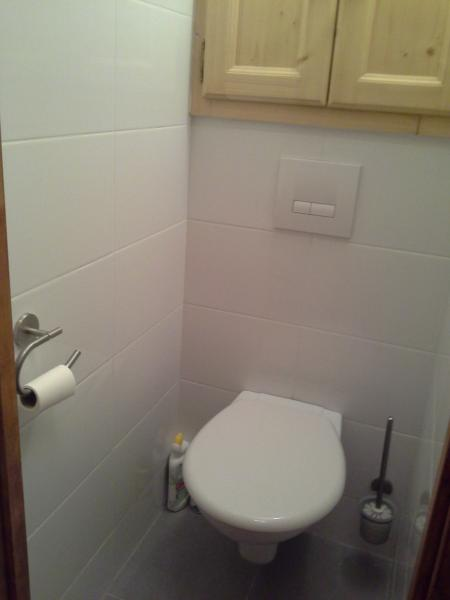 Bathroom w/toilet only Location Apartment 3527 Val Thorens