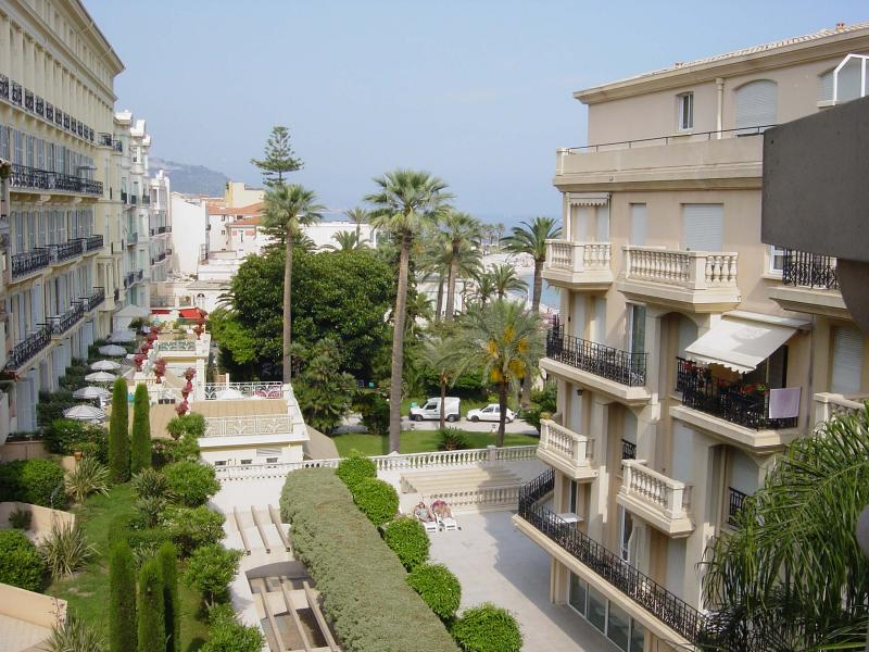View from the balcony Location Apartment 35730 Menton