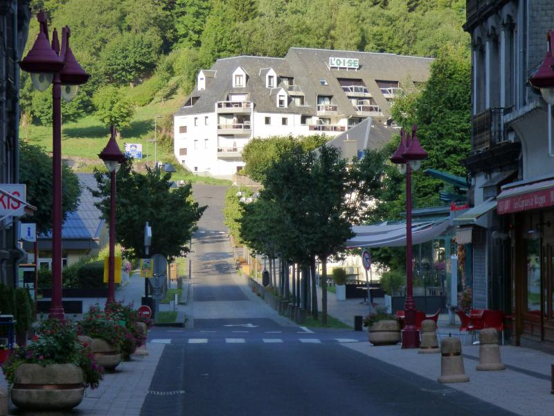 View of the property from outside Location Apartment 36179 Le Mont Dore