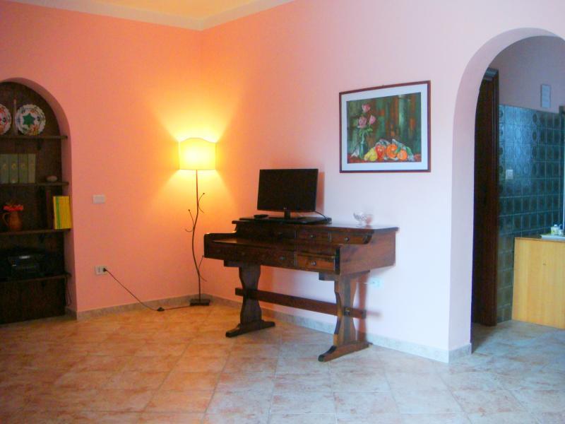 Living room Location House 36610 Sassari